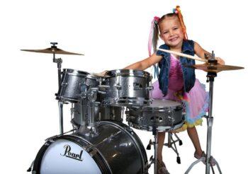 Idealna perkusja dla dzieci
